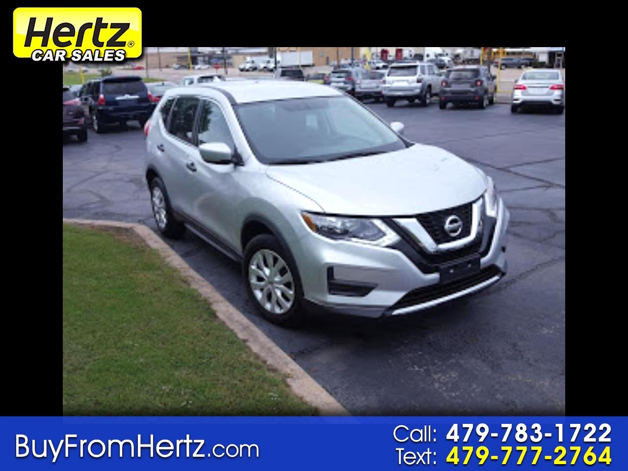 2017 Nissan Rogue FWD S