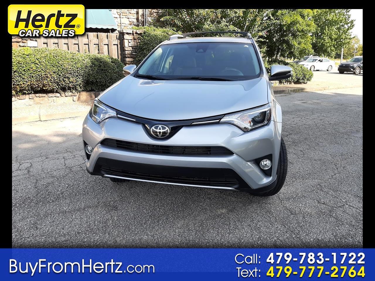 2018 Toyota RAV4 XLE FWD (Natl)