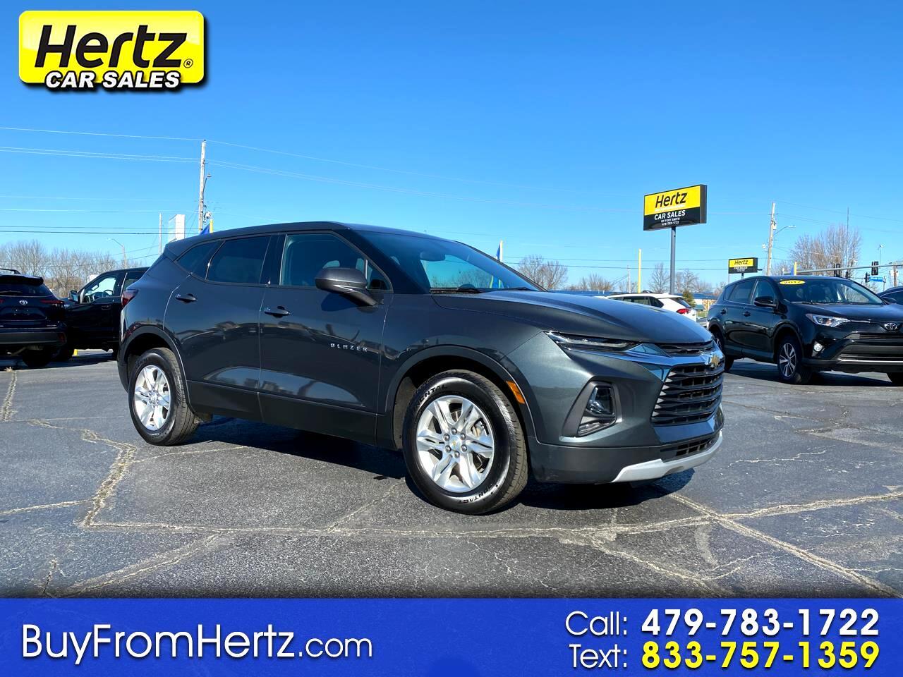 2020 Chevrolet Blazer AWD 4dr LT w/2LT