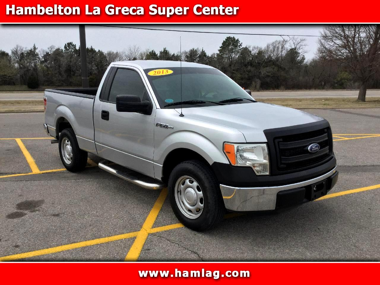 2013 Ford F-150 Red Cab XL