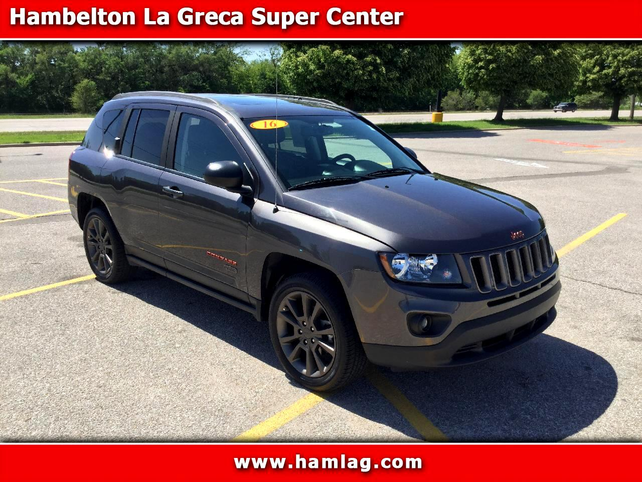 2016 Jeep Compass 75th Anniversary FWD