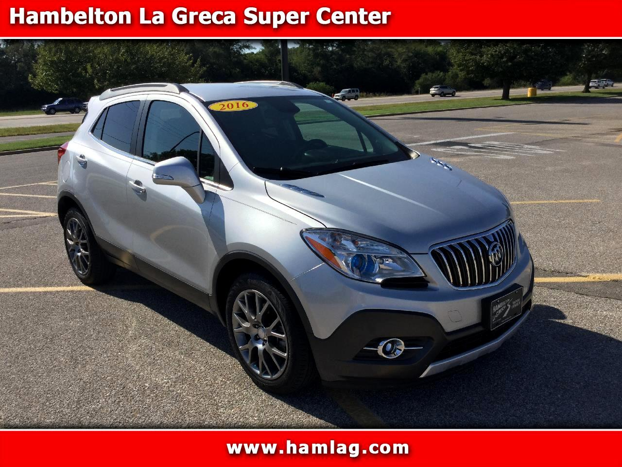 2016 Buick Encore Sport Touring FWD