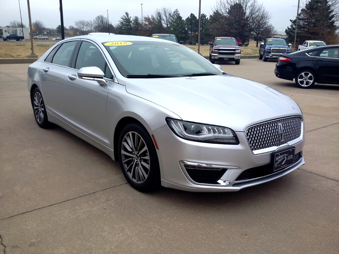 Lincoln MKZ Hybrid Select FWD 2018