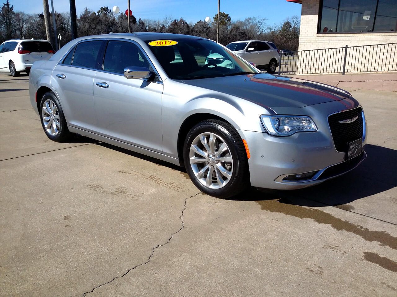 Chrysler 300 300C AWD 2017