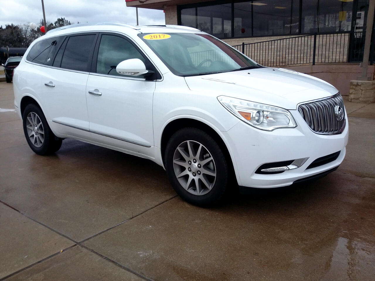 Buick Enclave Leather FWD 2017