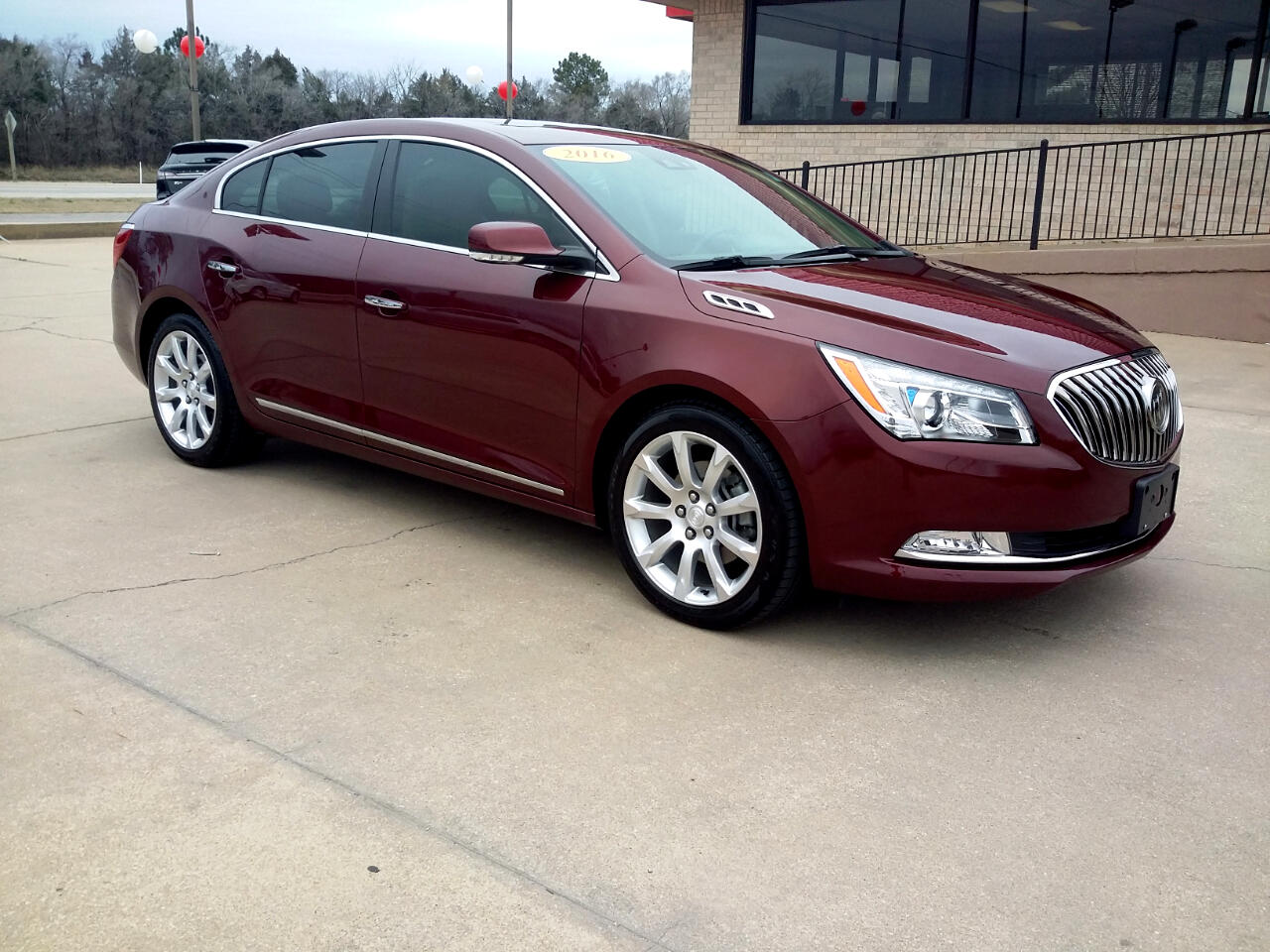 Buick LaCrosse Premium Package 1, w/Leather 2016