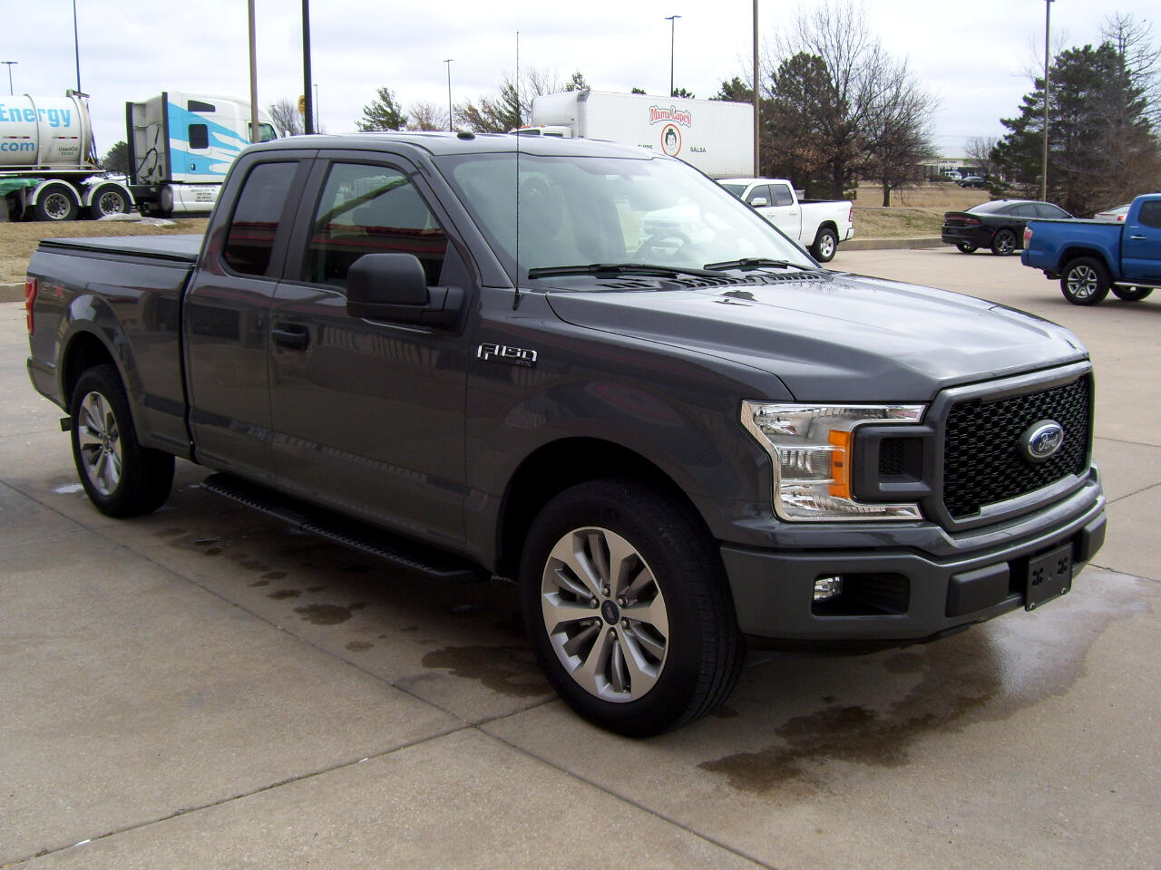 Ford F-150 XL SuperCab 6.5-ft. Bed 2WD 2018