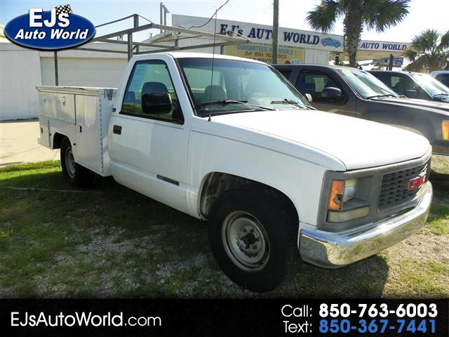 1994 GMC Sierra C/K 2500 Reg. Cab 8-ft. Bed 2WD