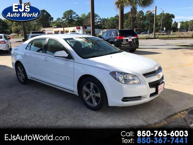 2011 Chevrolet MALIBU LT Base