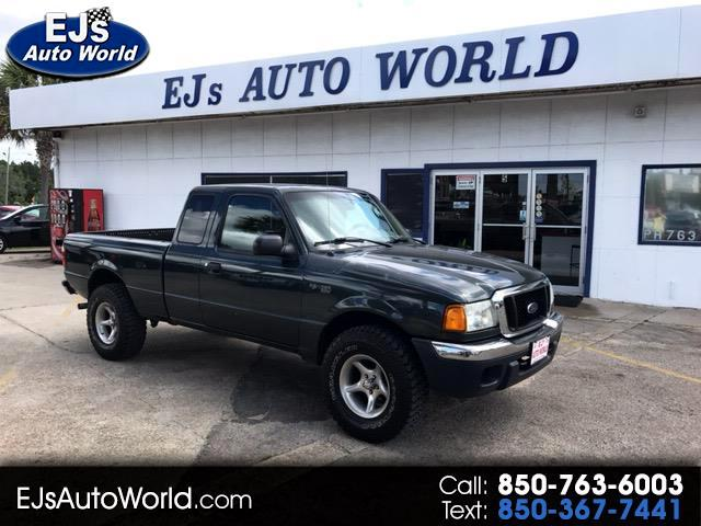 2004 Ford Ranger XLT Value SuperCab 4WD