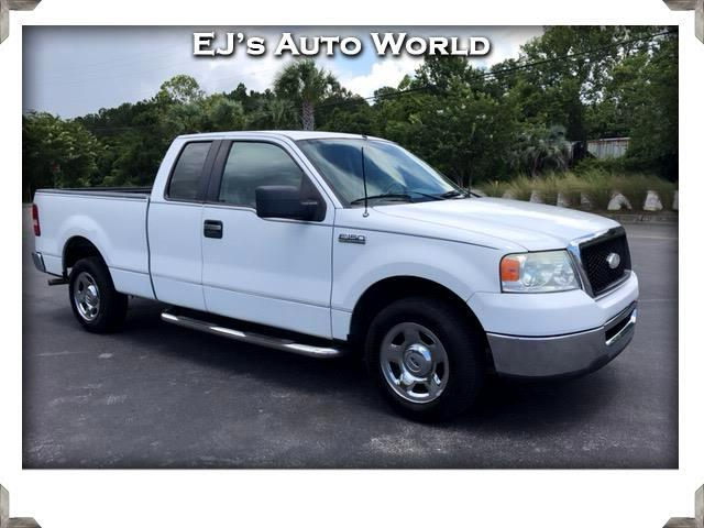 "2007 Ford F-150 Supercab 133"" XLT"