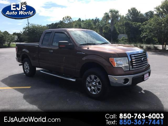 2011 Ford F-150 2WD Supercab 133