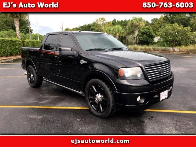 2007 Ford F-150 Harley-Davidson Edition SuperCrew 2WD