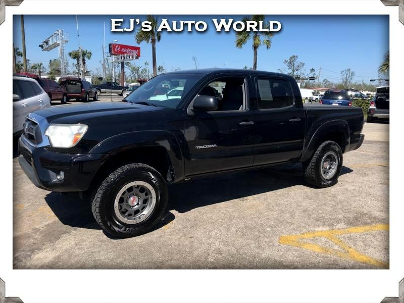 2013 Toyota Tacoma 4WD TRD Off Road Double Cab 5' Bed V6 AT (Natl)