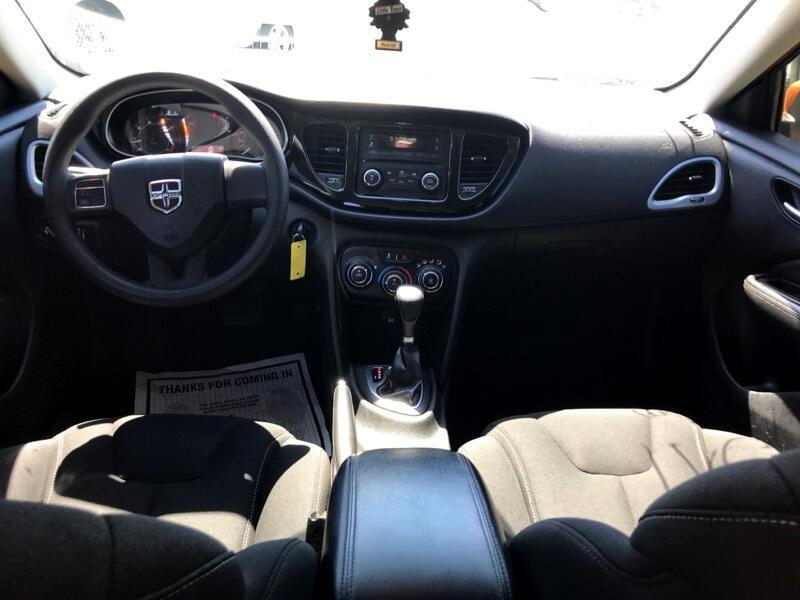 2013 Dodge Dart 4dr Sdn SXT
