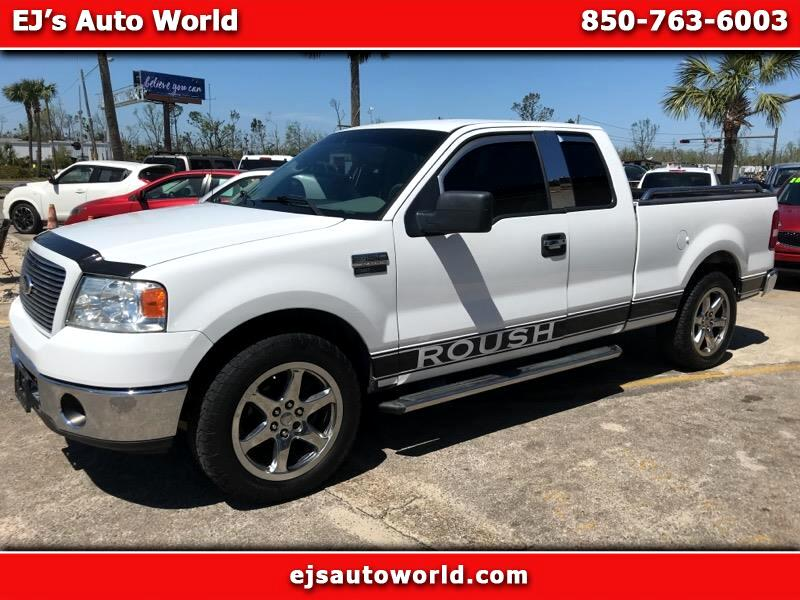 Ford F-150 XLT SuperCab Long Bed 2WD 2006