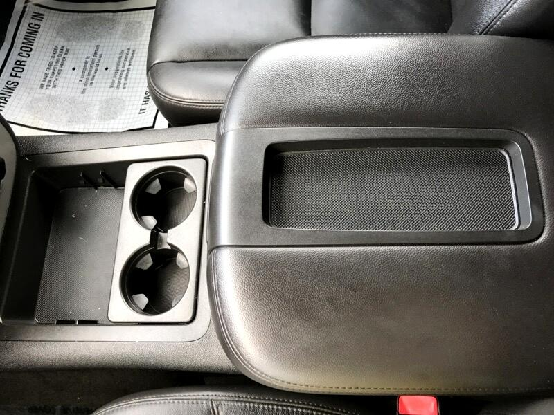 Chevrolet Avalanche LTZ 4WD 2008