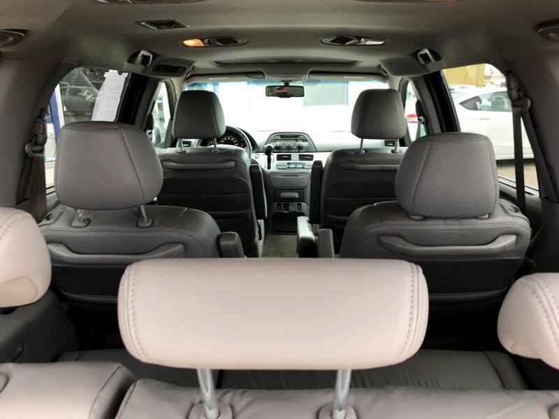 Honda Odyssey EX-L 2010