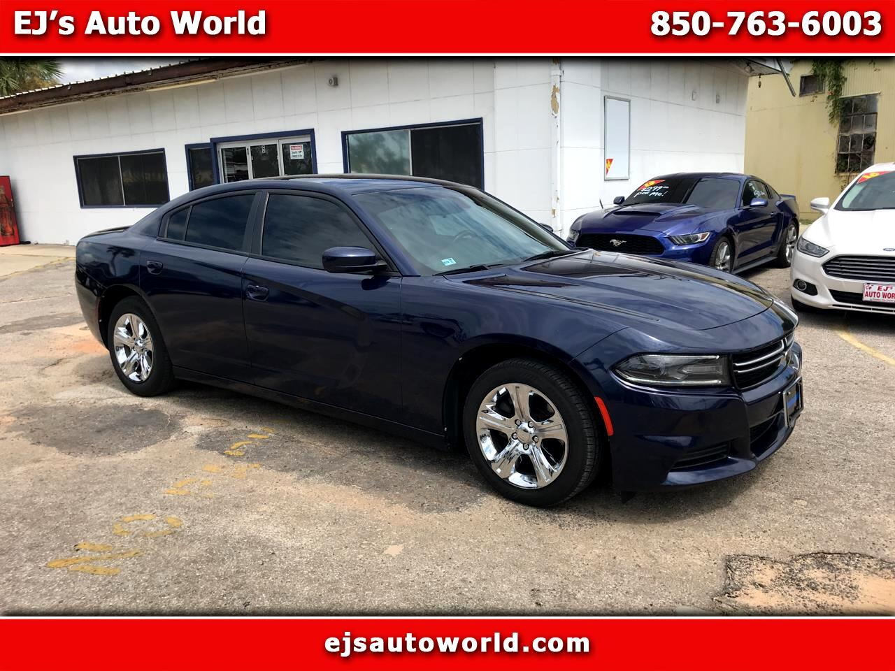 Dodge Dealership Panama City Fl >> Used 2015 Dodge Charger Se For Sale In Panama City Fl 32405