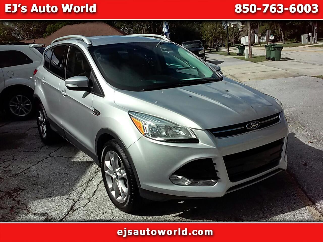 Ford Escape EcoBoost EcoBoost 2015