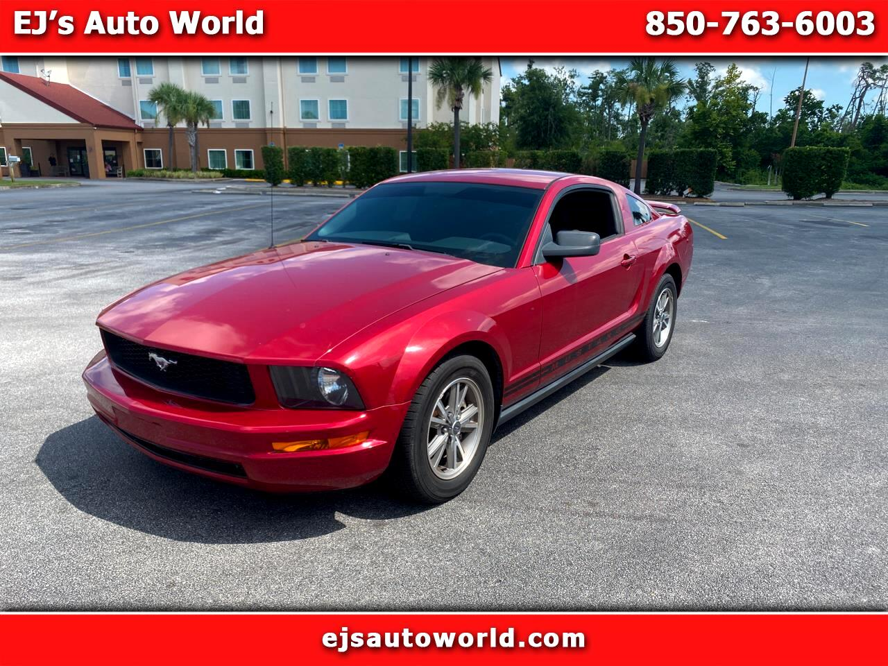 Ford Mustang 2dr Cpe Deluxe 2005
