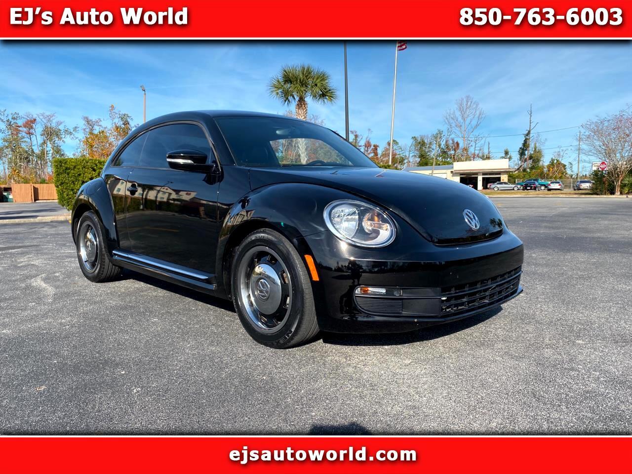 Volkswagen Beetle 2dr Cpe Auto 2.5L 2012