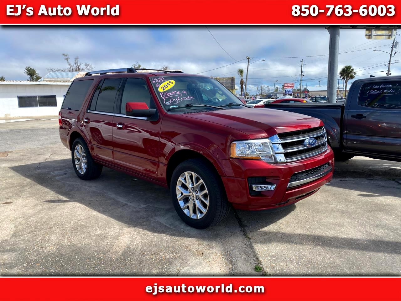 Ford Expedition 2WD 4dr Limited 2015