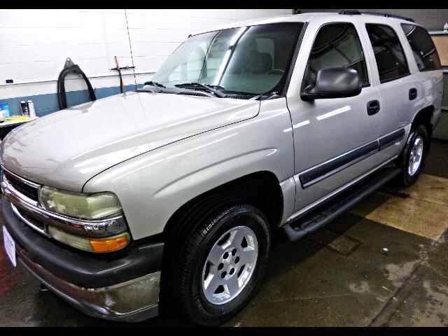 2004 Chevrolet Tahoe LS 4WD
