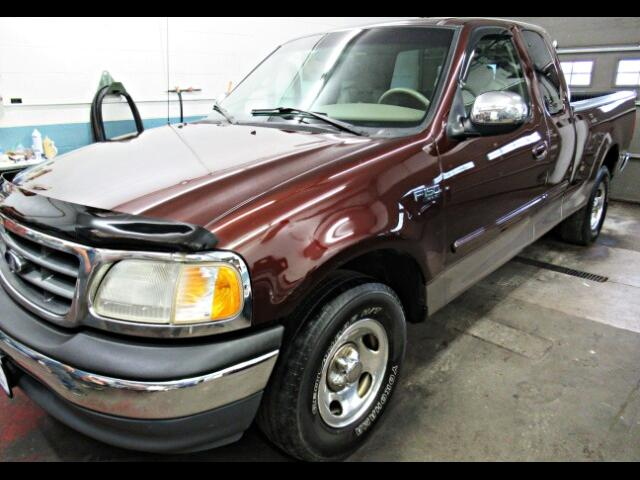 2001 Ford F-150 4WD SuperCab 145
