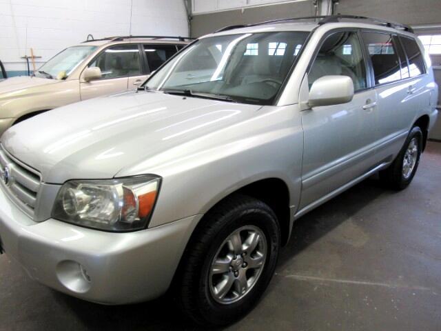 2005 Toyota Highlander Limited V6 4WD