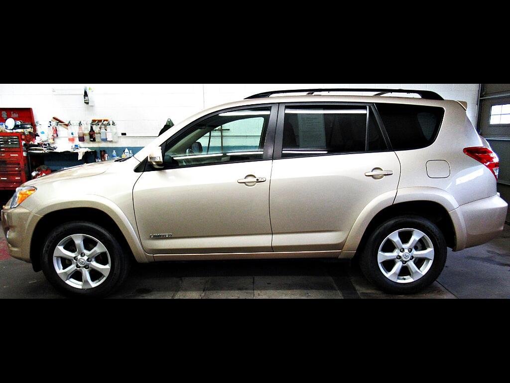 2010 Toyota RAV4 Limited I4 2WD