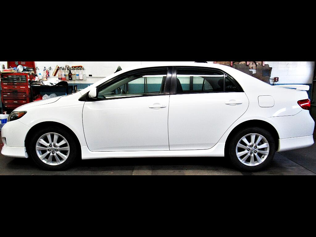 Toyota Corolla 4dr Sdn Auto S Special Edition (Natl) 2009