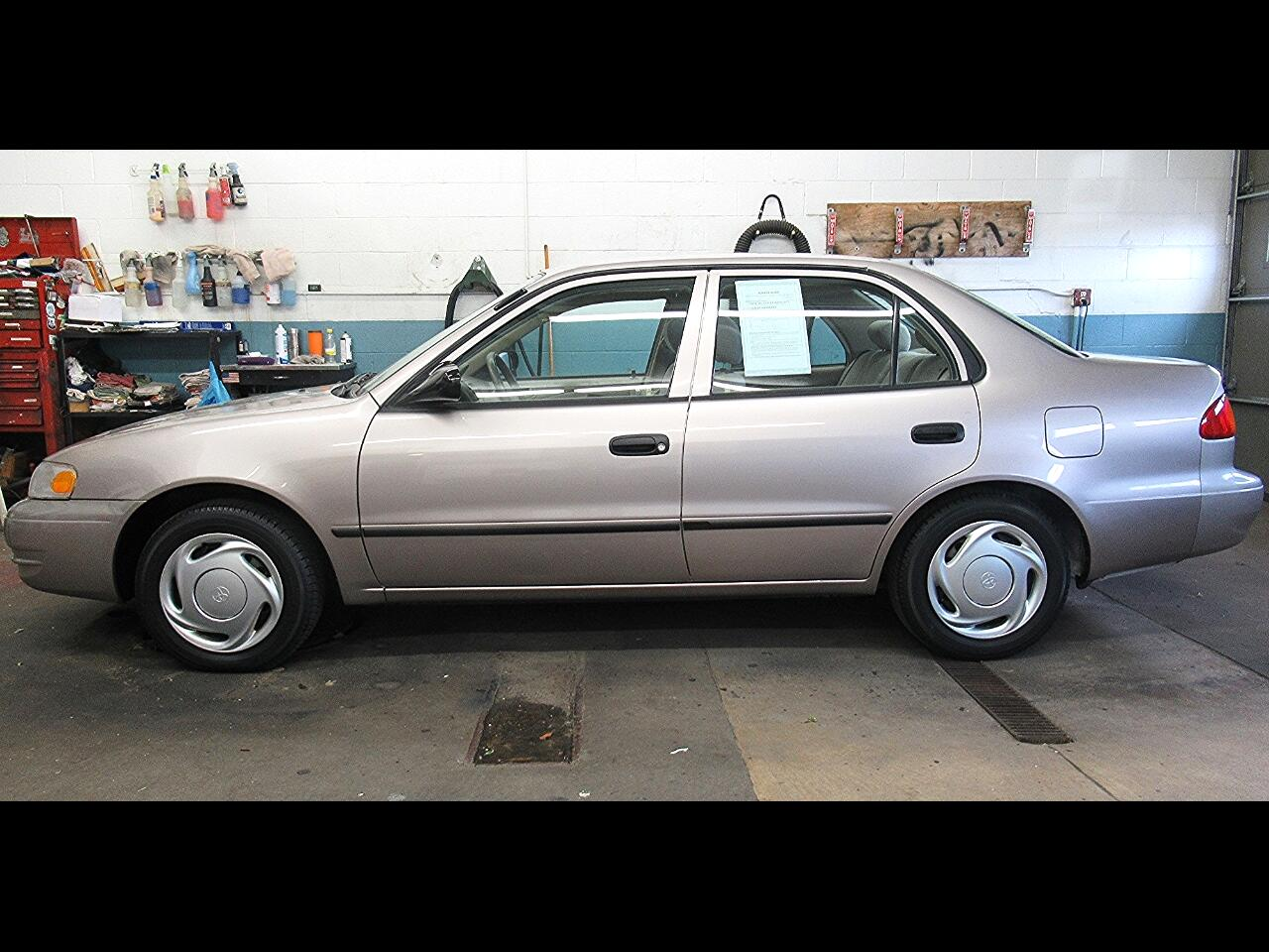 1999 Toyota Corolla 4dr Sdn Auto LE (Natl)