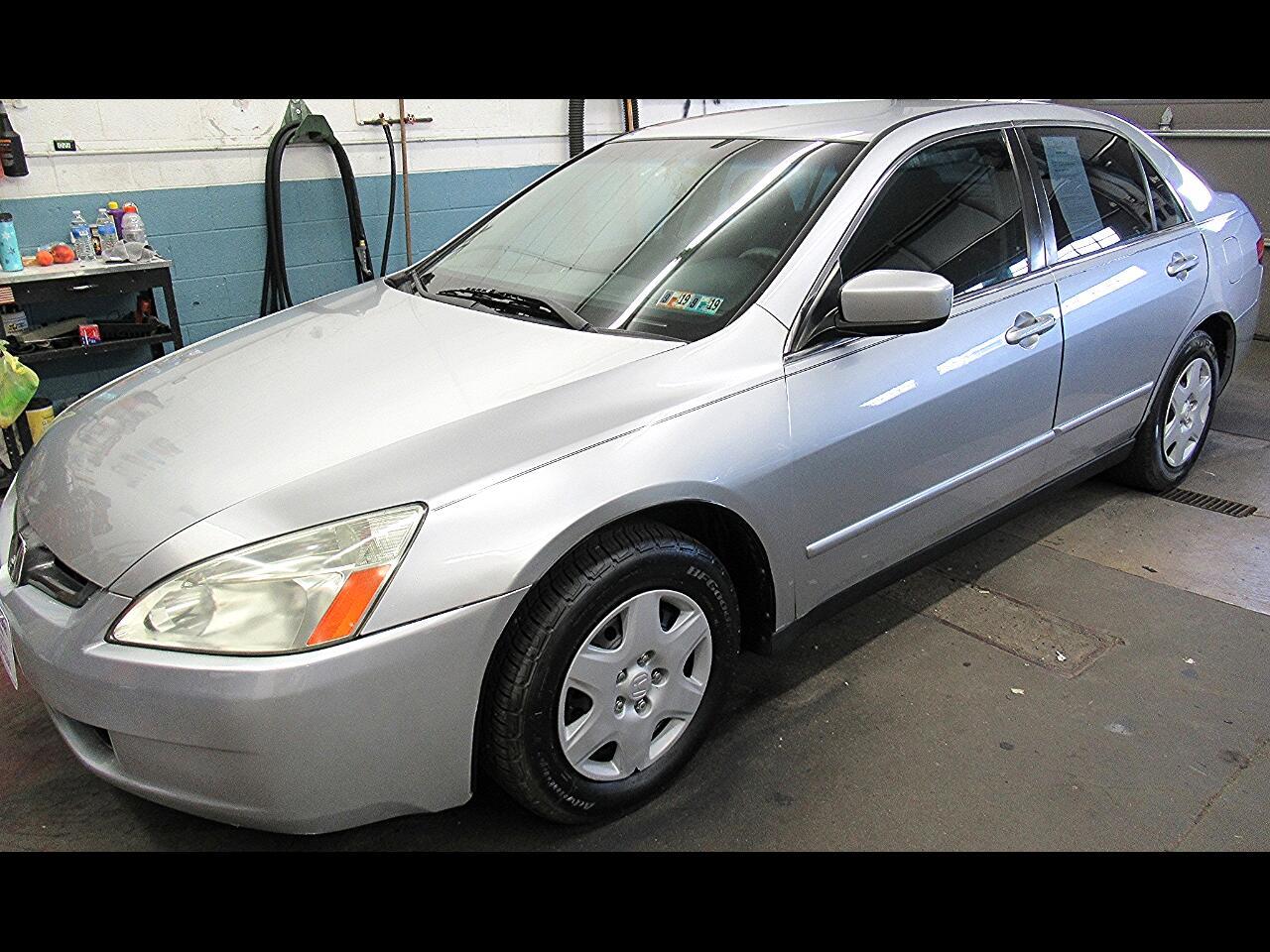 Honda Accord LX sedan AT 2005