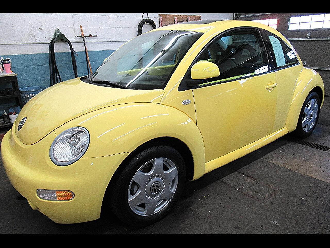 2000 Volkswagen New Beetle GLX