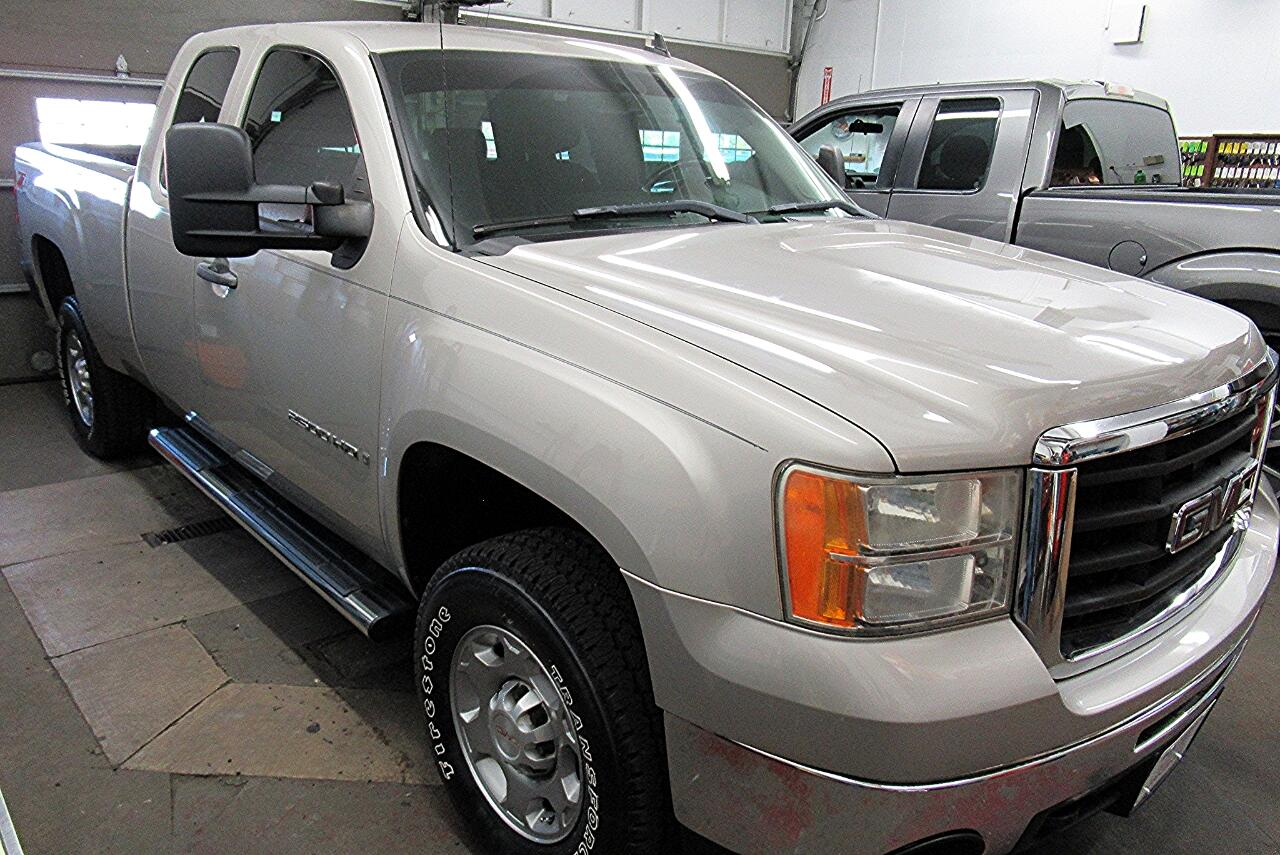 GMC Sierra 2500HD SLE2 Ext. Cab Std. Box 4WD 2008
