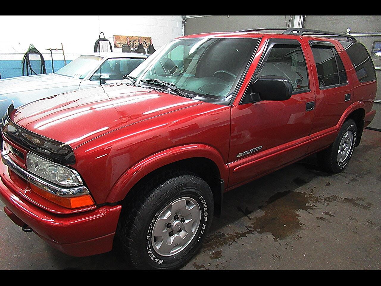 2004 Chevrolet Blazer 4-Door 4WD LS