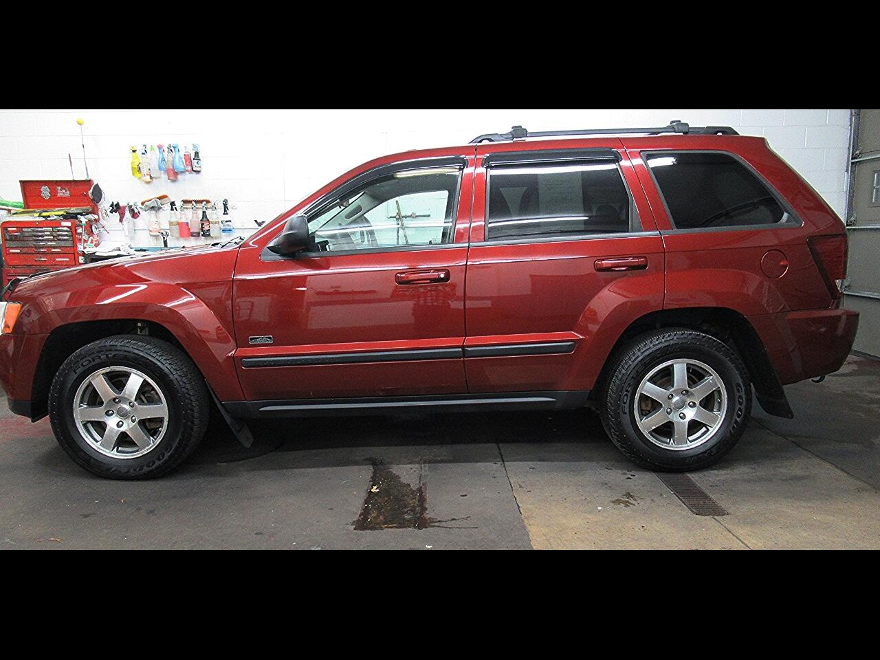 Jeep Grand Cherokee 4WD 4dr Rocky Mountain 2008