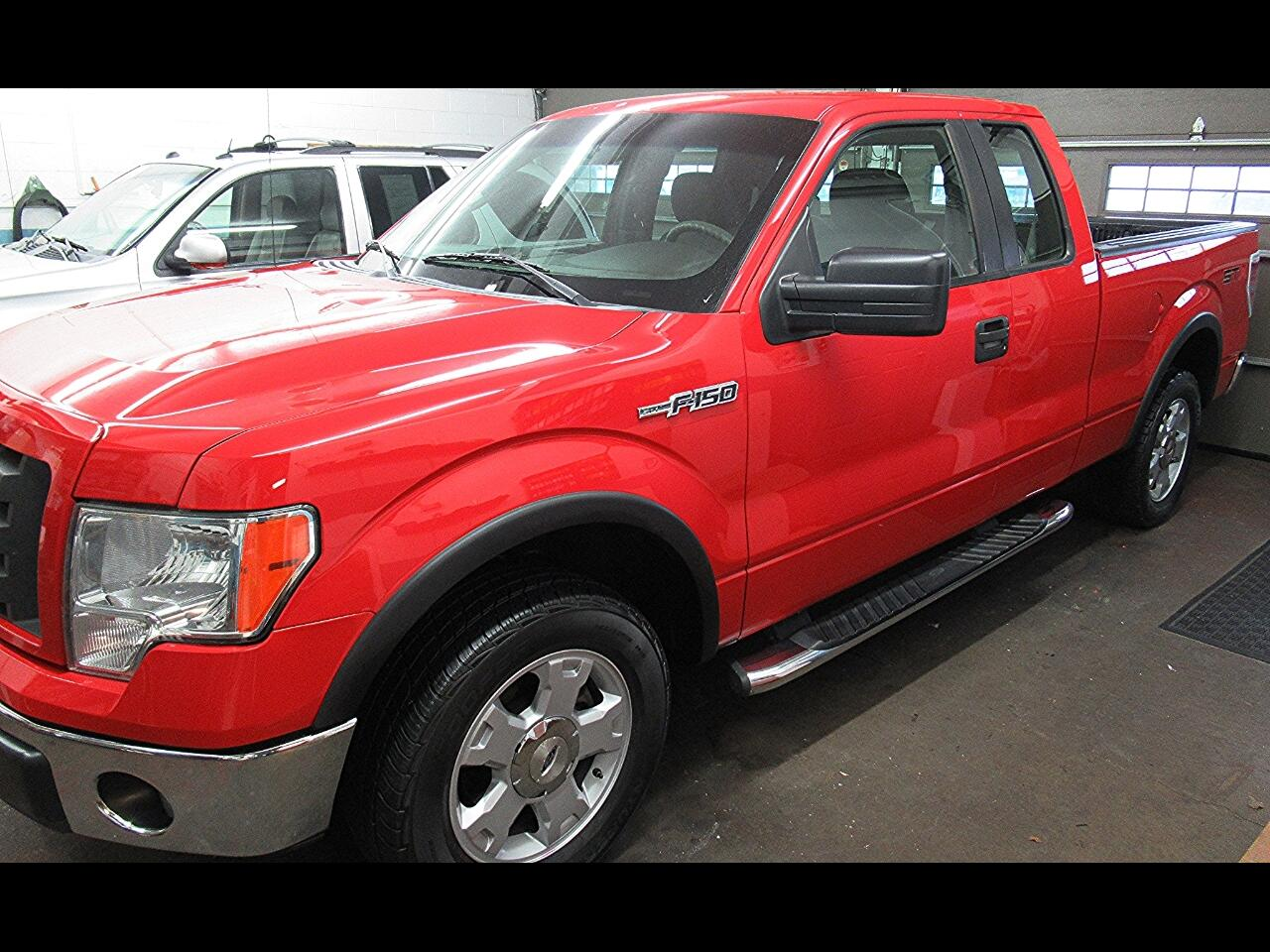 Ford F-150 STX SuperCab Short Box 2WD 2009