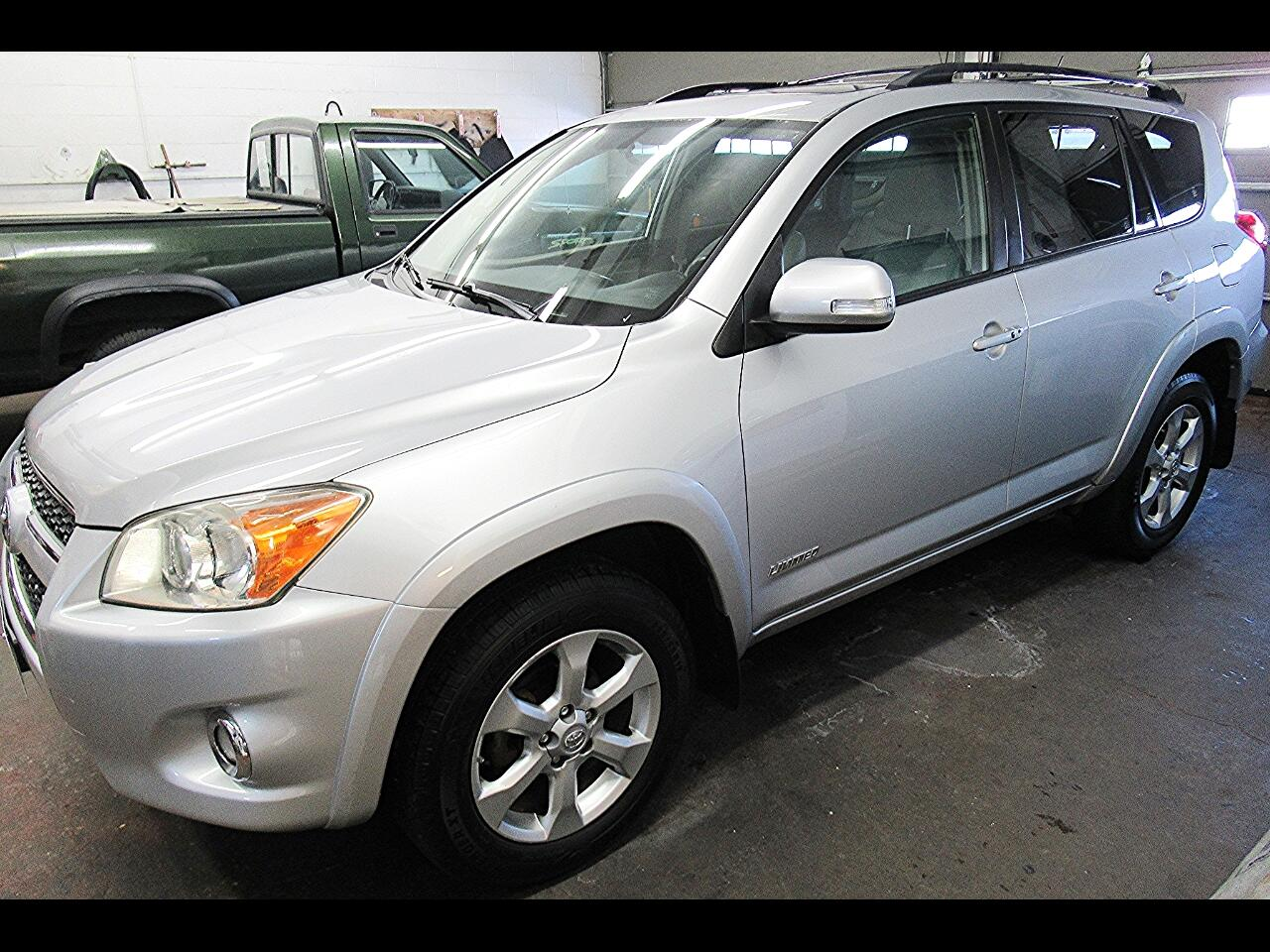 Toyota RAV4 Limited I4 4WD 2010