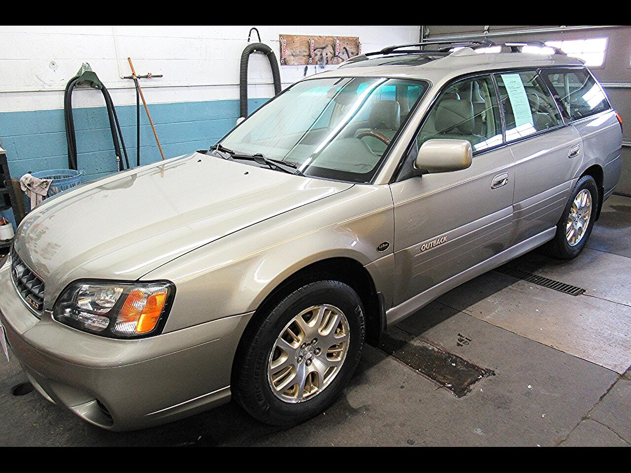 Subaru Outback H6-3.0 L.L. Bean Edition Wagon 2003