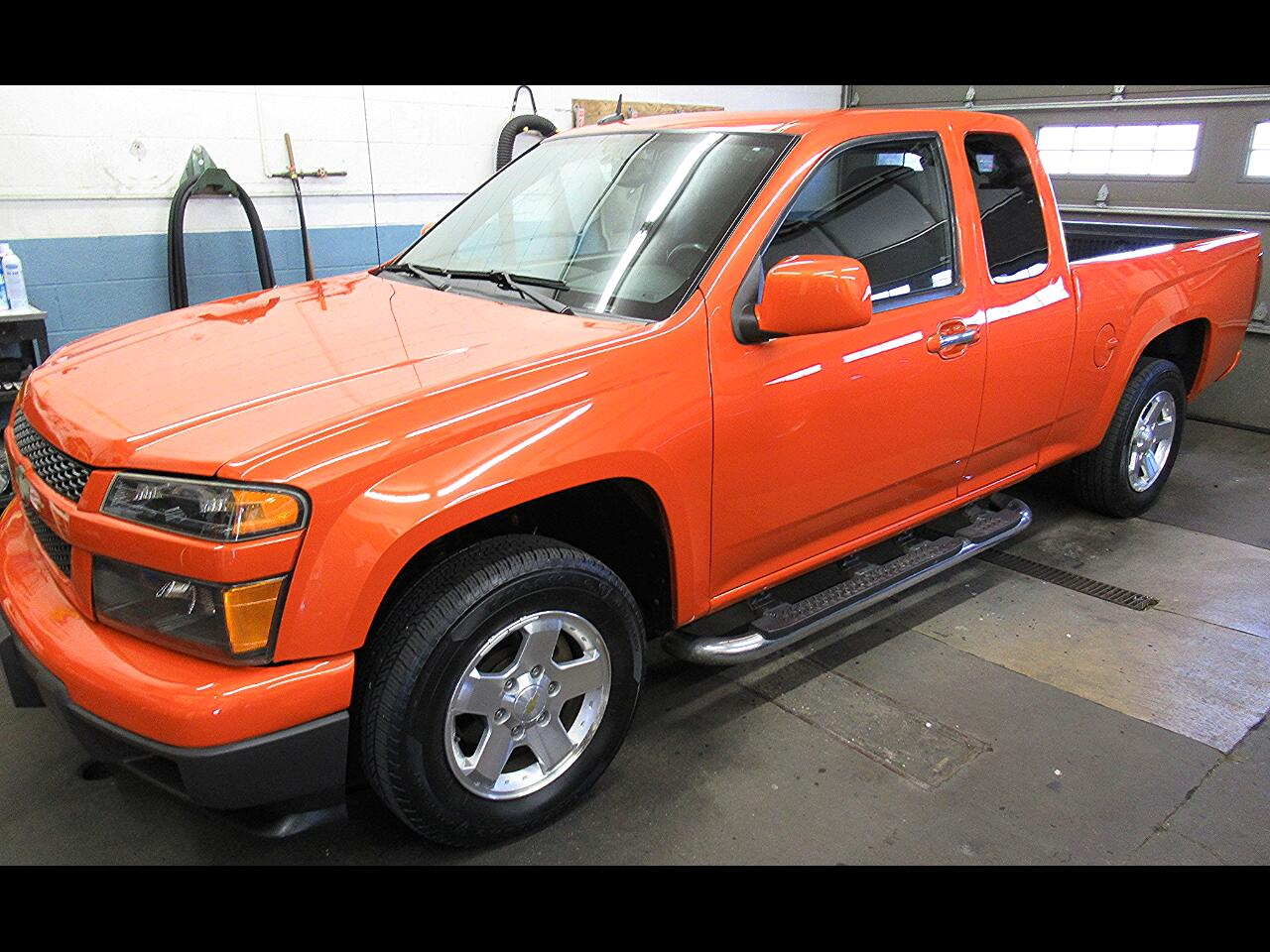 Chevrolet Colorado 1LT Ext. Cab 2WD 2012