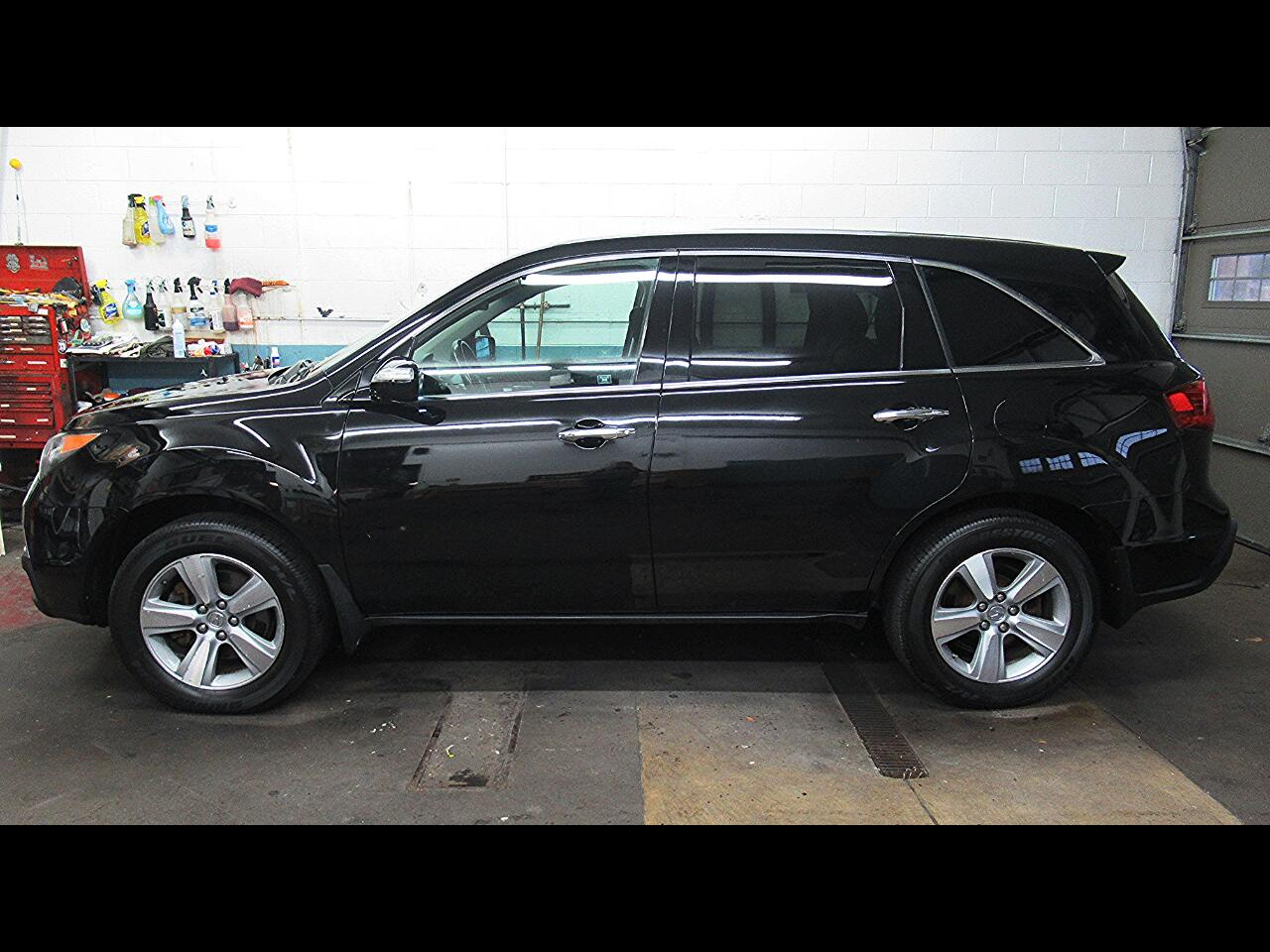 Acura MDX SH-AWD 6-Spd AT 2010