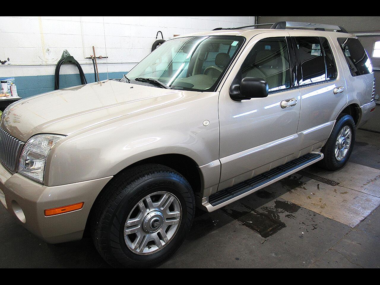 Mercury Mountaineer Premier 4.6L AWD 2005