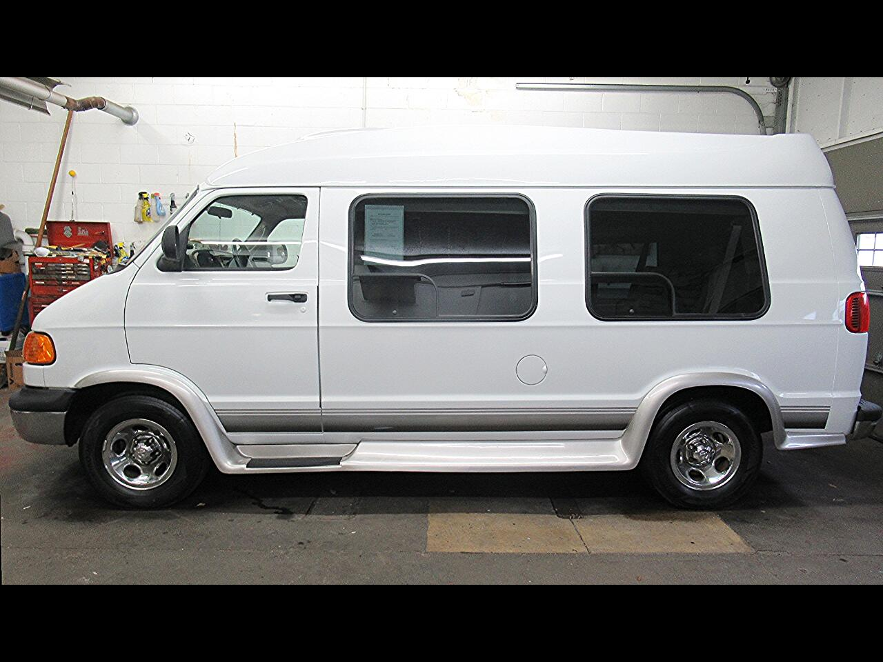 "Dodge Ram Van 1500 109"" WB Conversion 2001"