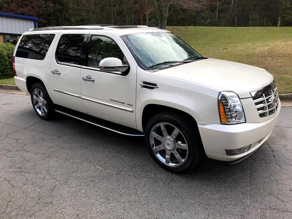 2014 Cadillac Escalade ESV 2WD 4dr Luxury