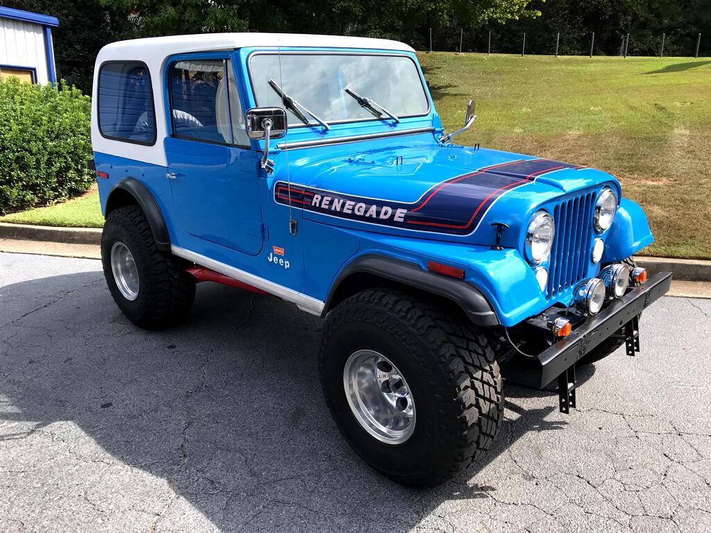 1976 Jeep CJ 7