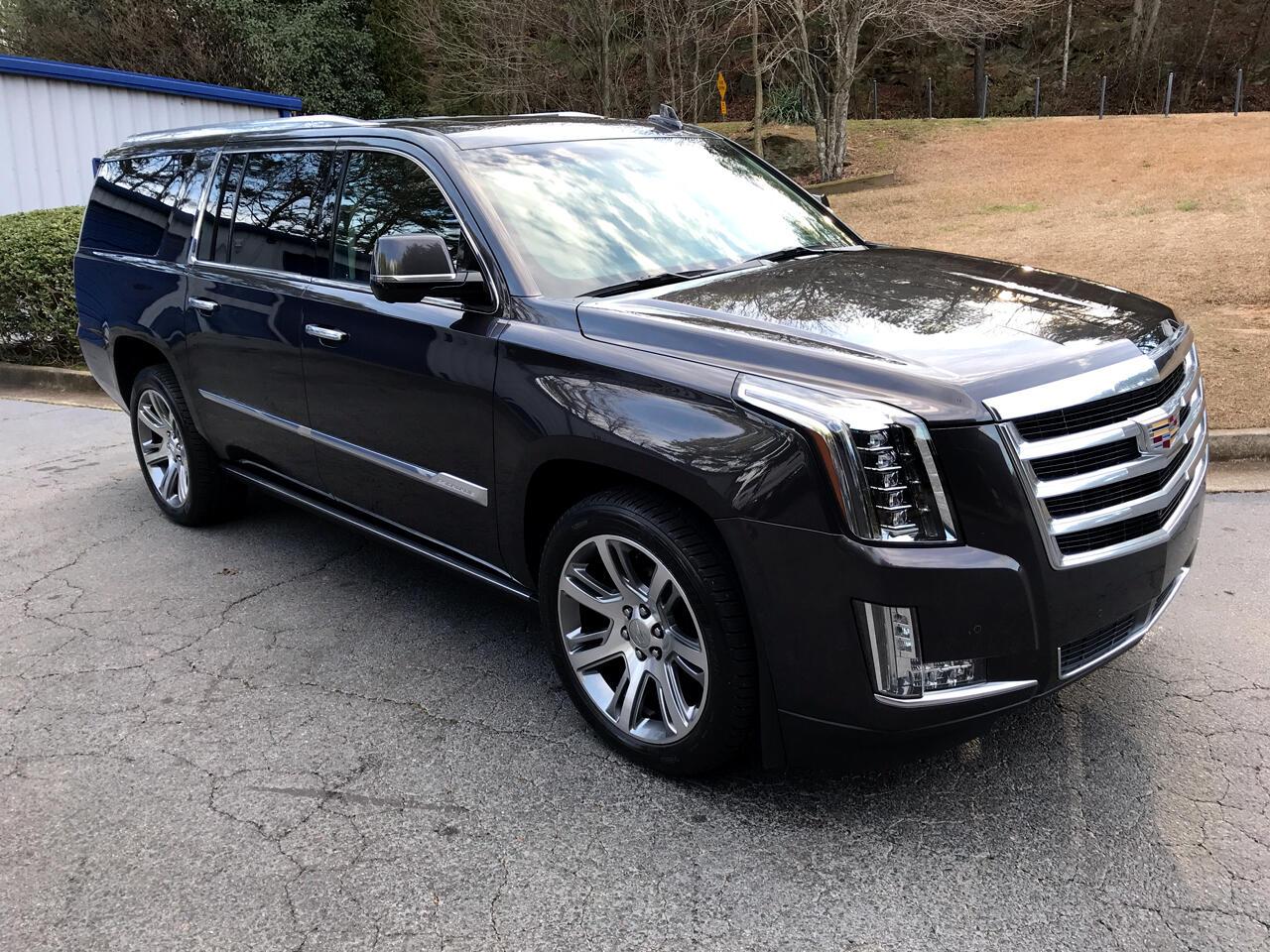 2015 Cadillac Escalade ESV 4WD 4dr Premium