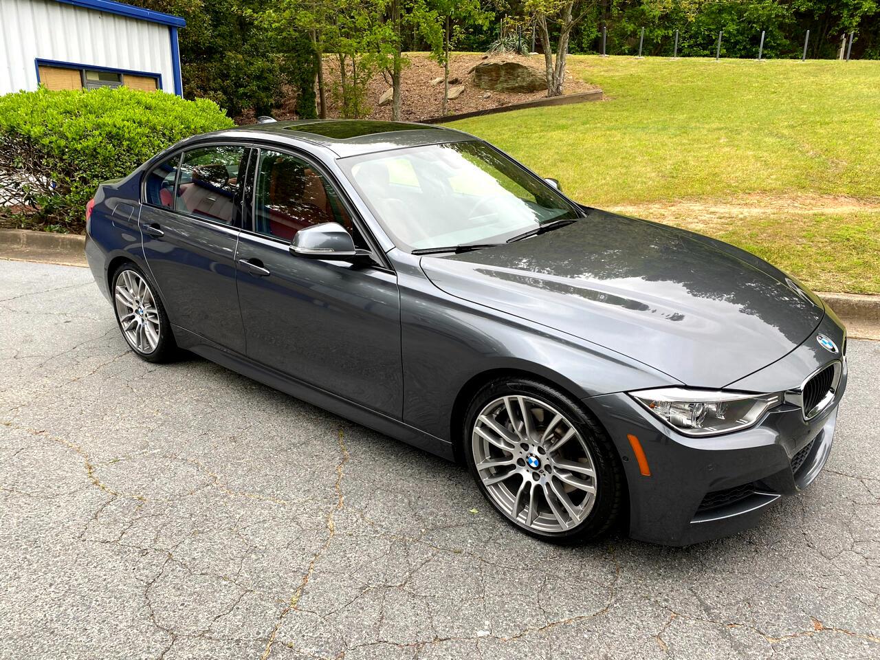 BMW 3 Series 4dr Sdn 335i RWD 2013