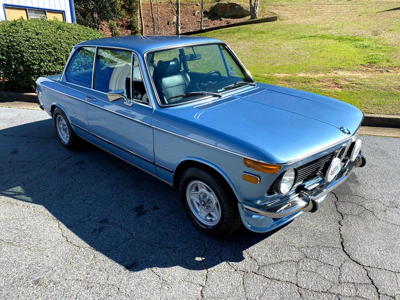 BMW 2002 Tii  1974